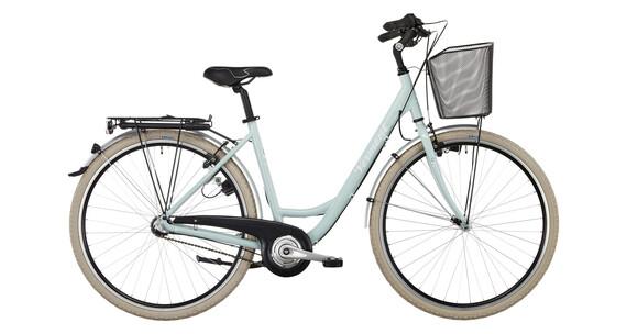 Vermont Rosedale 3s - Vélo de ville Femme - vert/turquoise